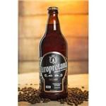 Cerveja Ouropretana Café Lager 600 Ml