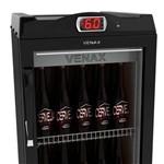 Cervejeira 100 L Porta de Vidro com Aquecimento Venax - 220V