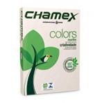 Chamex Color 21x29,7cm 75gr A4 Marfim 500 Folhas