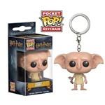 Ficha técnica e caractérísticas do produto Chaveiro Dobby - Harry Potter - Pocket Pop! Funko