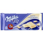 Chocolate Milka Alpine White 100 G