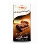 Ficha técnica e caractérísticas do produto Chocolate Valor Creme de Avelã 100 G (ao Leite)