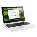 Ficha técnica e caractérísticas do produto Chomebook Acer CB5-132T-C9F1 Intel Celeron Quad Core 4GB 32 EMMC