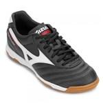 Ficha técnica e caractérísticas do produto Chuteira Futsal Mizuno Morelia Classic Masculina 4140679-1019