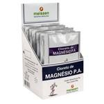 Cloreto De Magnésio P.A. - Display Com 10 Sachês De 33g
