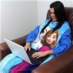 Cobertor com Mangas Frozen