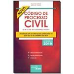 Ficha técnica e caractérísticas do produto Código de Processo Civil - 05ed/19 - Mini