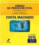 Ficha técnica e caractérísticas do produto Codigo de Processo Civil Interpretado - 14 Ed