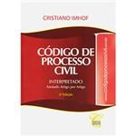 Ficha técnica e caractérísticas do produto Código de Processo Civil: Interpretado