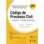 Codigo de Processo Civil para Concursos - Juspodivm