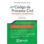 Ficha técnica e caractérísticas do produto Codigo de Processo Civil