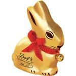 Ficha técnica e caractérísticas do produto Coelho de Chocolate ao Leite Gold Bunny 100g - Lindt