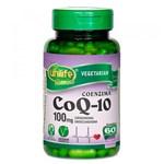 Ficha técnica e caractérísticas do produto Coenzima Q10 (100mg) 60 Cápsulas Vegetarianas - Unilife