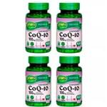 Coenzima Q10 - 4 Un de 60 Cápsulas - Unilife