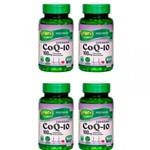 Ficha técnica e caractérísticas do produto Coenzima Q10 - 4x 60 Cápsulas - Unilife