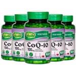 Ficha técnica e caractérísticas do produto Coenzima Q10 - 5x 60 Cápsulas - Unilife