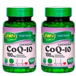 Coenzima Q10 - 2 Un de 60 Cápsulas - Unilife