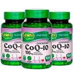 Coenzima Q10 - 3 Un de 60 Cápsulas - Unilife