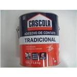 Ficha técnica e caractérísticas do produto Cola Contato Cascola 2,8 Kg