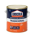 Ficha técnica e caractérísticas do produto Cola Contato Tradicional Cascola Sem Toluol 2,8kg