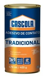 Ficha técnica e caractérísticas do produto Cola de Contato 400 G Tradicional Sem Toluol Cascola com 12 - Henkel
