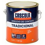 Ficha técnica e caractérísticas do produto Cola de Contato Cascola 2800 Gramas Galão