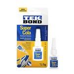 Ficha técnica e caractérísticas do produto Cola Instantânea 5gx10 Super Cola Tekbond