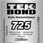 Cola Instantânea Multiuso 725 100 Gramas Tekbond-Cola-100g/725