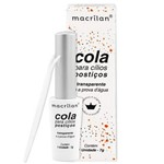 Ficha técnica e caractérísticas do produto Cola para Cílios Postiços - Transparente - CA-001 - Macrilan