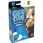 Ficha técnica e caractérísticas do produto Cola para Quebra Cabeça - Fosca - Grow