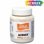 Ficha técnica e caractérísticas do produto Cola Permanente 250g 16225 - Acrilex