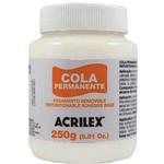 Ficha técnica e caractérísticas do produto Cola Permanente Acrilex 250g -16225