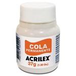 Ficha técnica e caractérísticas do produto Cola Permanente Acrilex 37 Gr