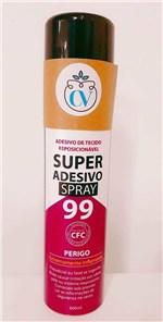 Ficha técnica e caractérísticas do produto Cola Spray 600Ml