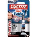 Cola Super Bonder Henkel 2g Power Flex Gel- Loctite