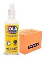 Ficha técnica e caractérísticas do produto Cola Transparente Acrilex 37g com 108 Unidades