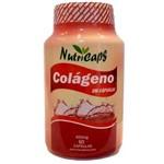 Colágeno Hidrolisado 400mg - 60 Cápsulas