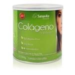 Colageno Limao e Clorofila 300g Sanavita