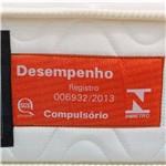 Colchão Care Firme Forte SOLTEIRO D80 - Espuma Poliuretano