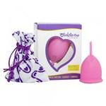 Ficha técnica e caractérísticas do produto Coletor Menstrual Violeta Cup - Rosa Tipo a