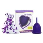 Ficha técnica e caractérísticas do produto Coletor Menstrual Violeta Cup Tipo a Violeta