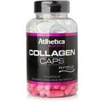 Ficha técnica e caractérísticas do produto Collagen Caps 120 Cápsulas - Atlhetica - SEM SABOR