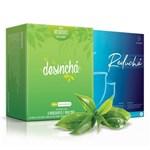 Ficha técnica e caractérísticas do produto Combo - Desinchá 60 Sachês + Reduchá 60 Sachês - Desinchá