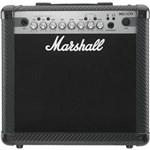 Ficha técnica e caractérísticas do produto Combo para Guitarra Marshall Mg15Cfx-B com 15W de Potência