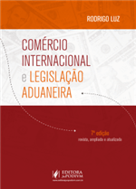 Ficha técnica e caractérísticas do produto Comércio Internacional e Legislação Aduaneira (2018)