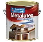 Ficha técnica e caractérísticas do produto Complemento Acrílico Metalatex 3,6L Sherwin Williams