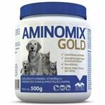 Ficha técnica e caractérísticas do produto Complexo Mineral Aminomix Gold 500g Vetnil
