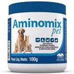 Ficha técnica e caractérísticas do produto Complexo Mineral Aminomix Pet 100G Vetnil