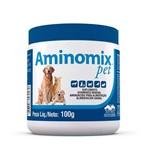 Ficha técnica e caractérísticas do produto Complexo Vitamínico Aminomix Pet - 100 G
