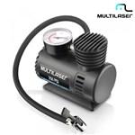 Ficha técnica e caractérísticas do produto Compressor de Ar 12V 250Psi Au601 - Multilaser